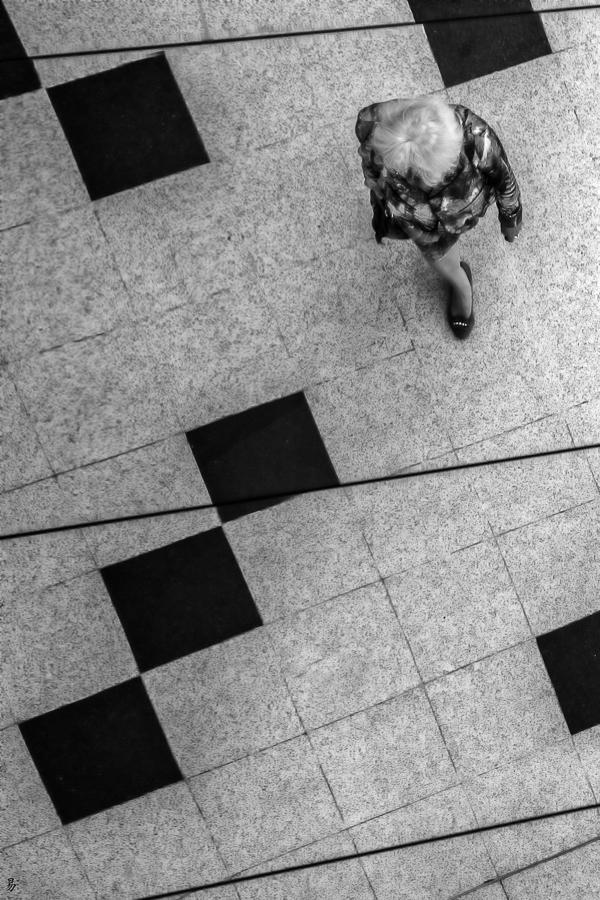 walking lady