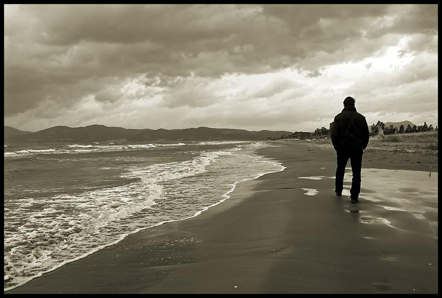 Walking & Meer