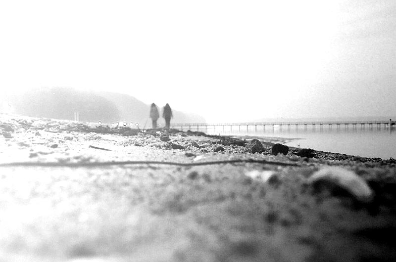 walking on earth