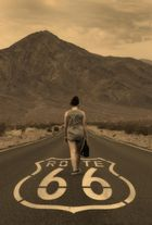 Walking on Route 66