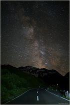 - Walking on the Milky Way -