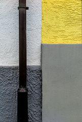 """ wall and tube """