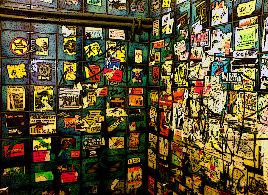 ~wall of information