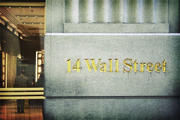 .wall street.