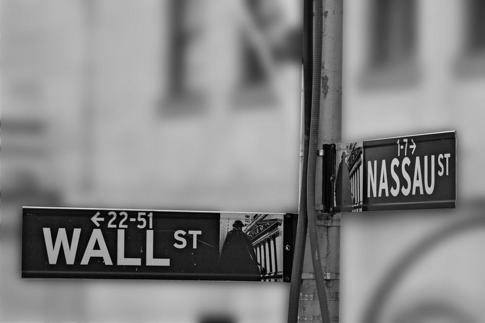 Wall Street......