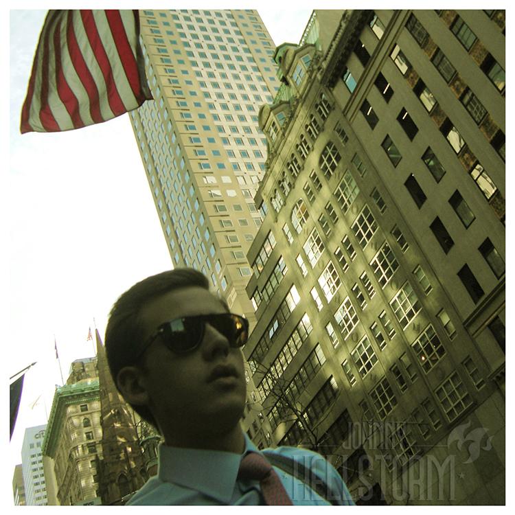 wall street dude