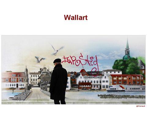Wallart Kappeln