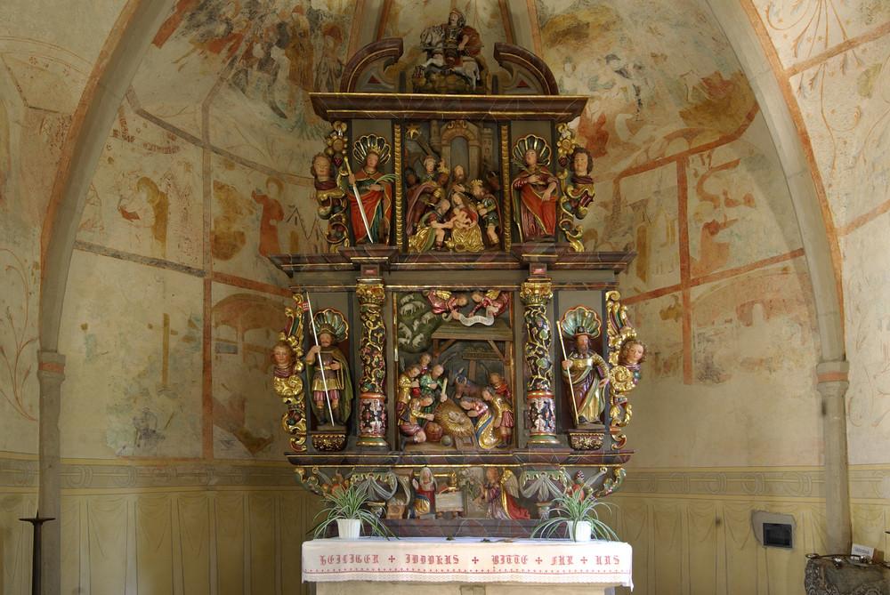 Wallfahrtskapelle St.Jodocus / Eifel