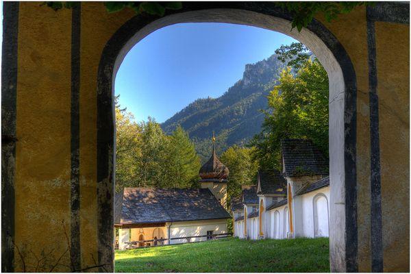 Wallfahrtskirche Brannenburg