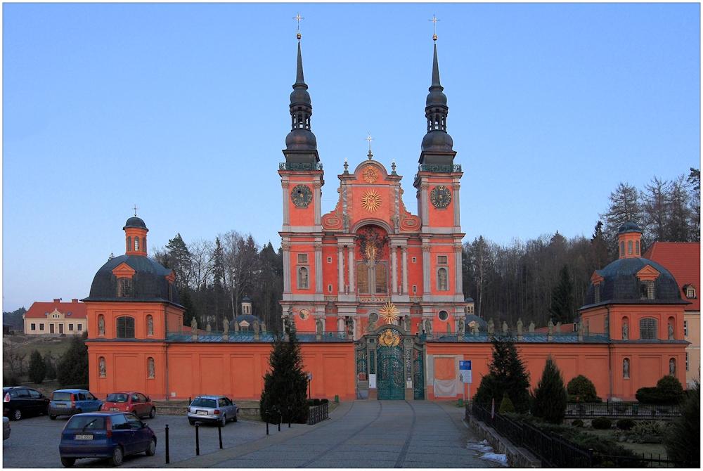 Wallfahrtskirche Heilige Linde
