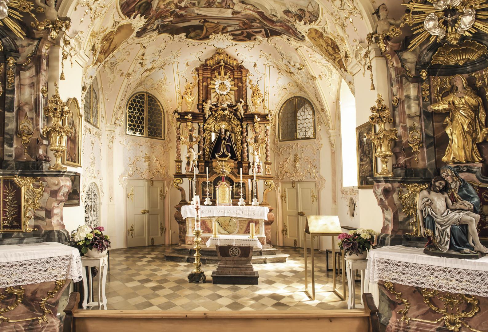 Wallfahrtskirche Hohenpeissenberg