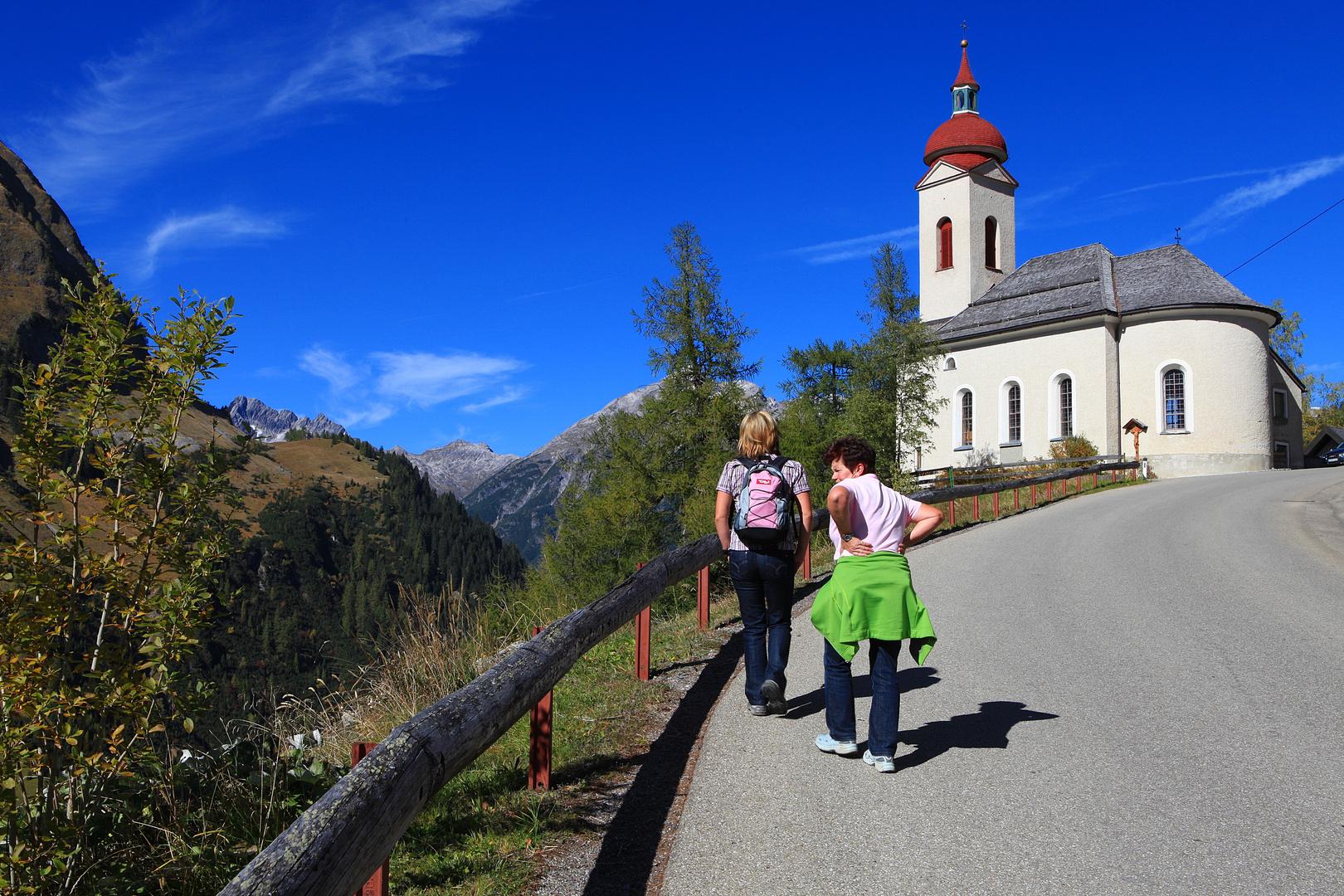Wallfahrtskirche in Kaisers