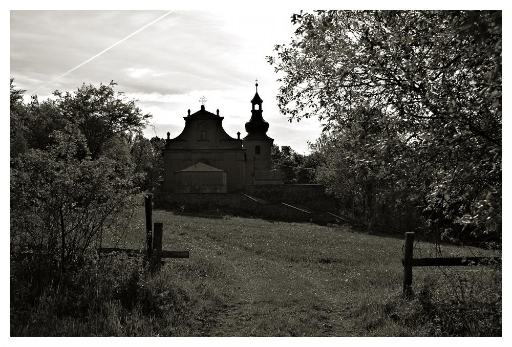 Wallfahrtskirche in Quinau