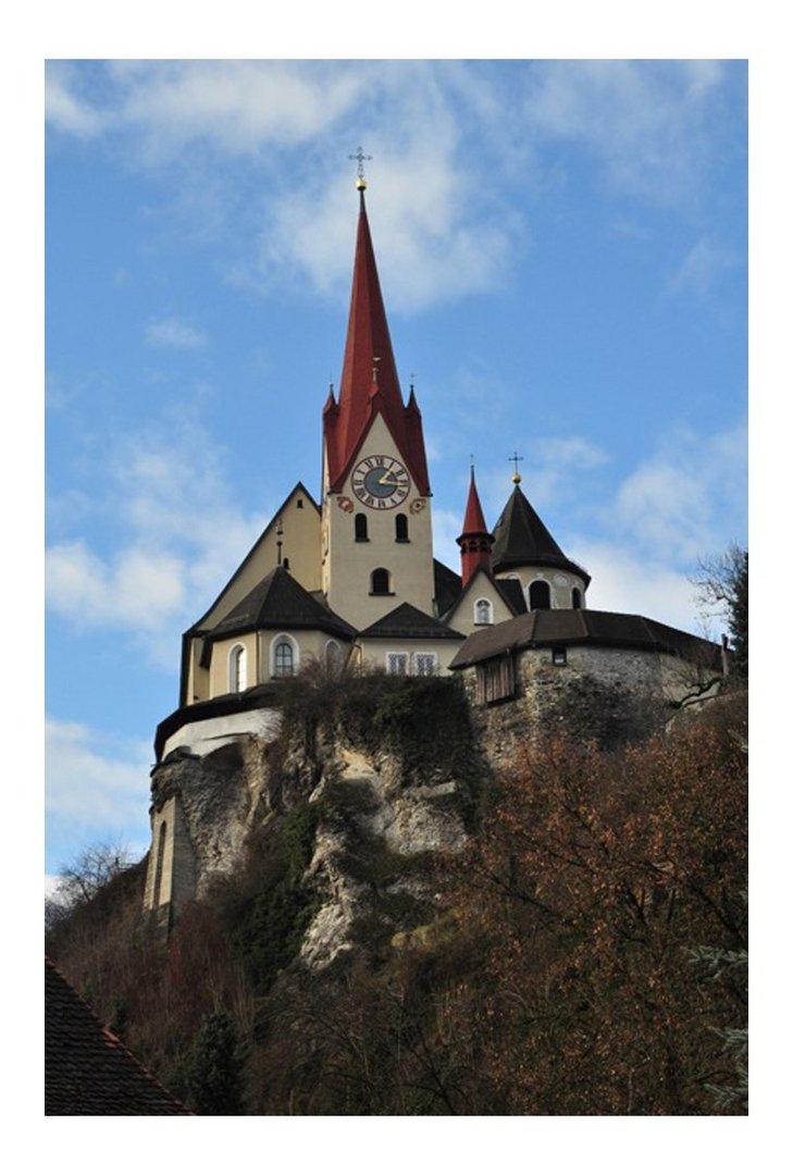 Wallfahrtskirche in Rankweil - Vorarlberg -