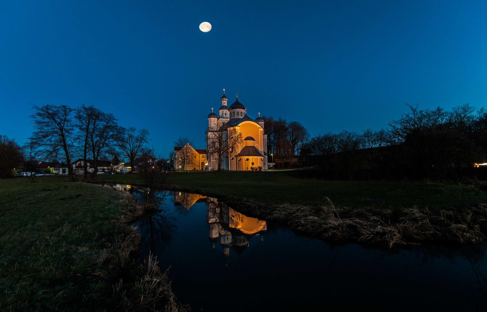 Wallfahrtskirche Maria Birnbaum