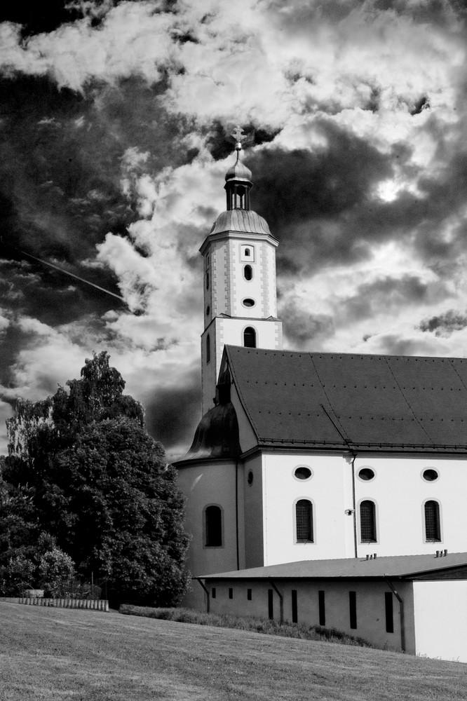 Wallfahrtskirche Maria Brünnlein
