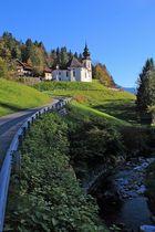 Wallfahrtskirche Maria Gern bei Berchtesgaden