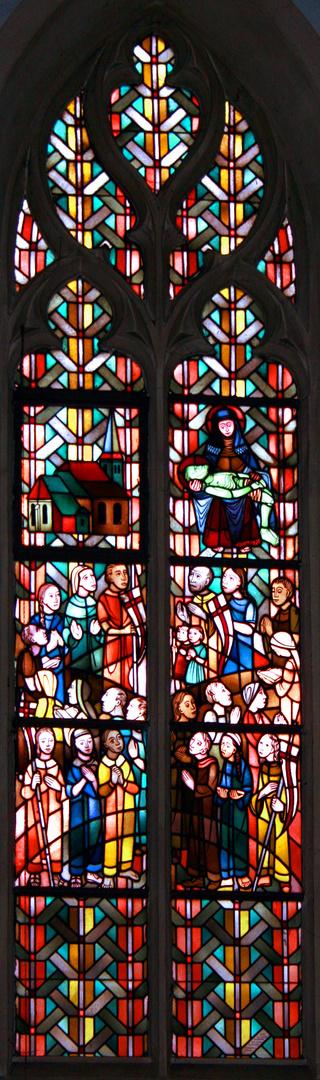 Wallfahrtskirche St. Marien in Bochum-Stiepel