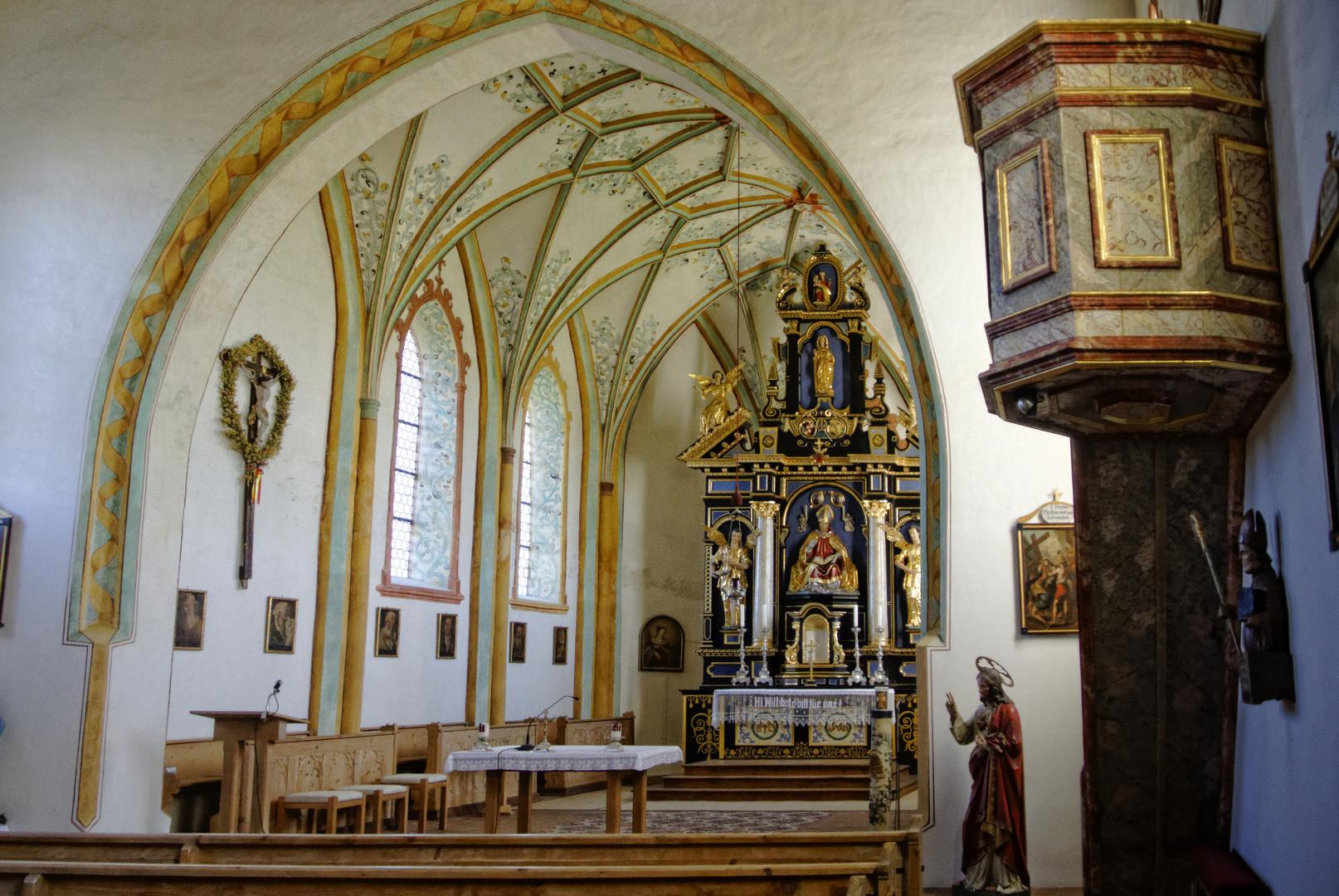 Wallfahrtskirche St. Willibald ......