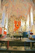 Wallfahrtskirche U.L. Frau in Schwandorf