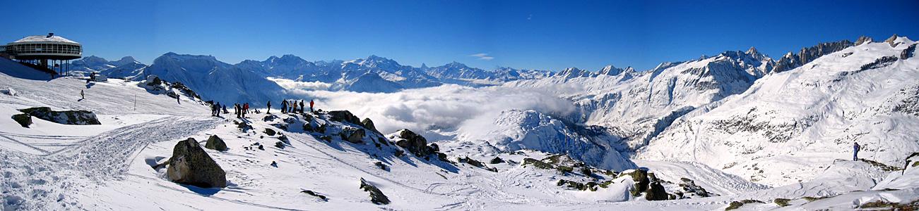Walliser Alpen (Schweiz)