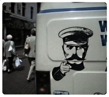 Walsall icecream van wants you...