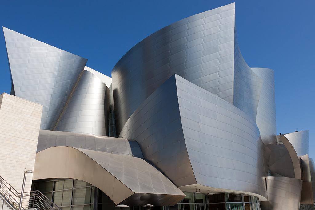 Walt Disney Concert Hall 1