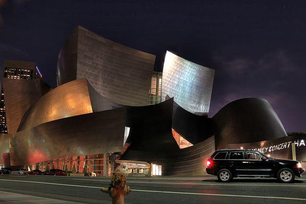 Walt Disney Concert Hall II (reload)