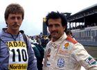 Walter Brun (Ch.)und ich vor 25.Jahren.