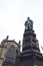 Walter Scott and St. Giles Cathedral