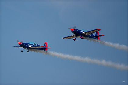 Kunstflugmaschinen
