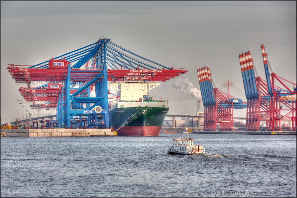 Waltershofer Hafen / 2