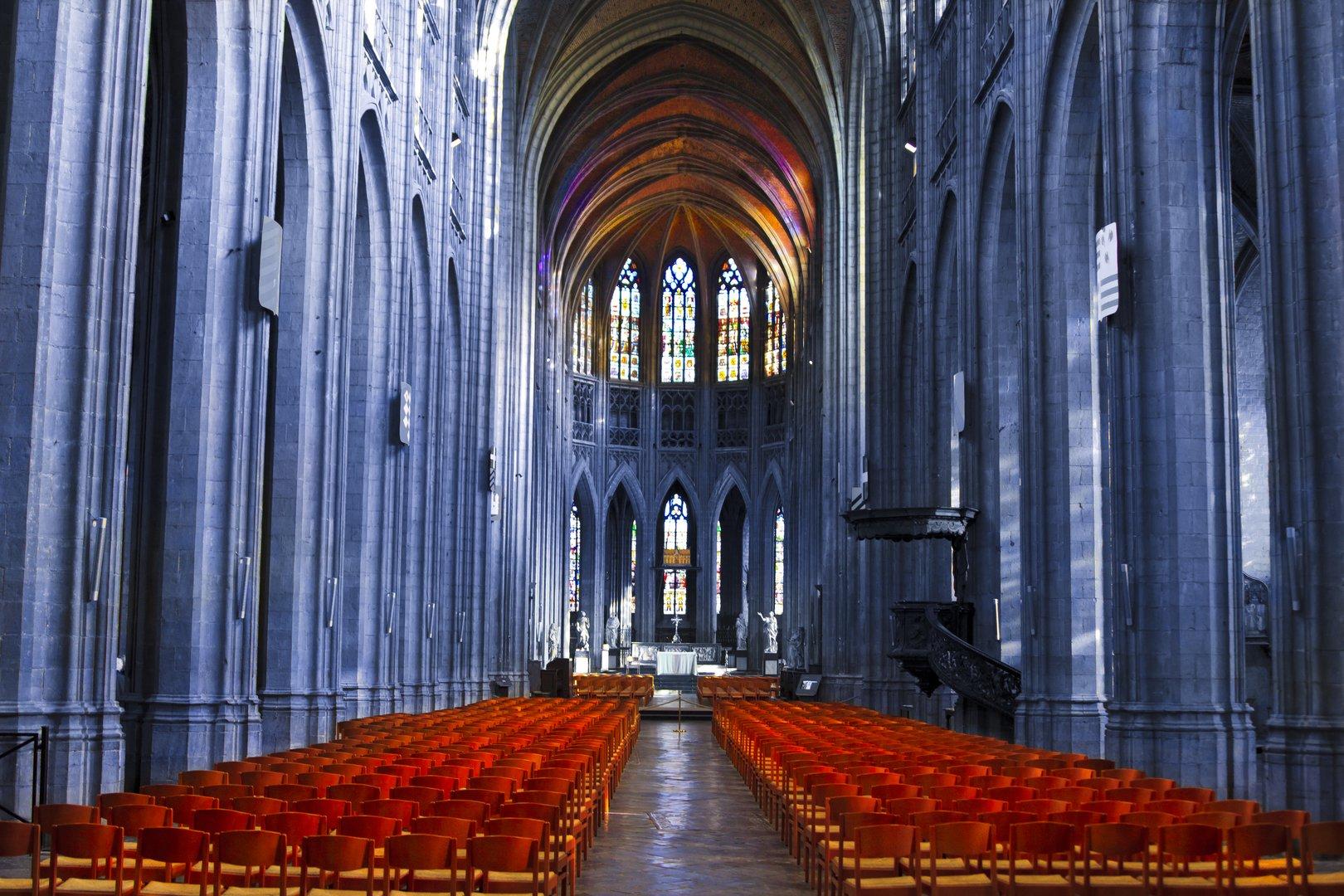 Waltrudiskirche