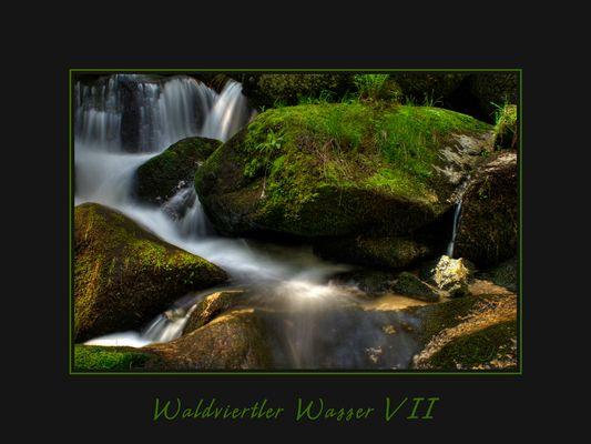 Walviertler Wasser VII