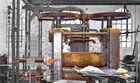 Walzwerk Leonhard Hoesch verarbeitete Zink. Zählte zu den wichtigsten Industrien im Ruhr Tal.