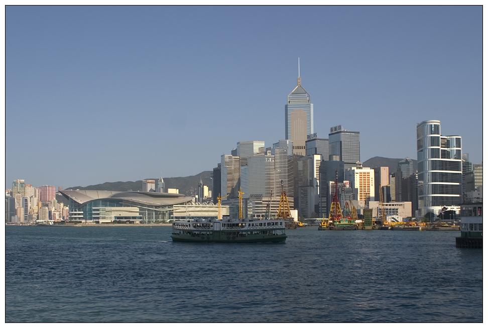 Wanchai Harbour