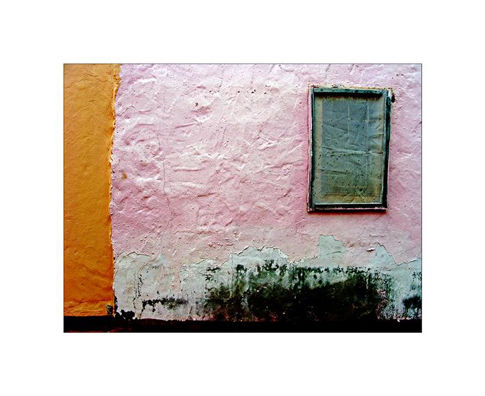 Wand mit Fenster 1