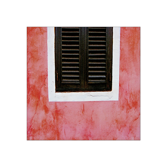 Wand mit Fenster 2