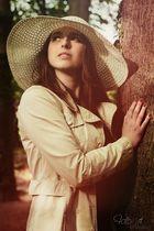 Wanda mit Hut