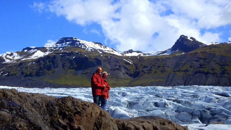 Wanderer auf Island