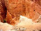Wanderer in den Schluchten des Bryce Canyon