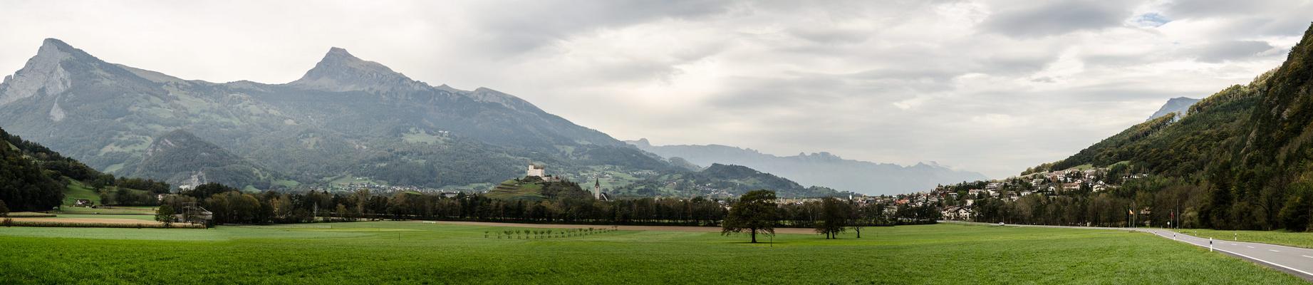 Wanderer, kommst du nach Liechtenstein...
