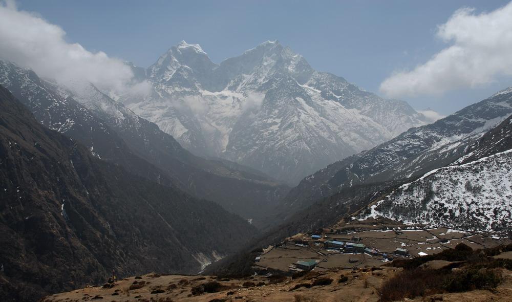 Wandern im Everest Gebiet