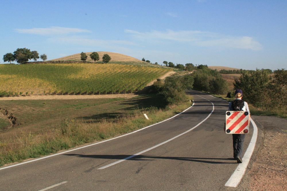 Wandern in der Toscana