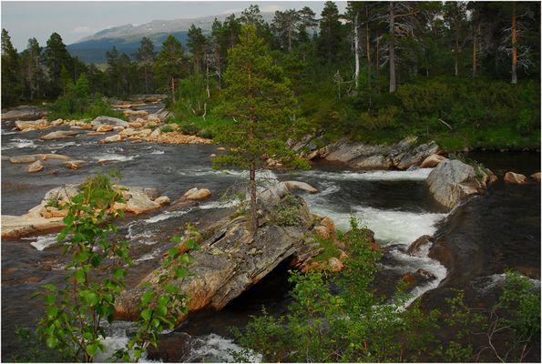 Wandern in Trollheimen 4