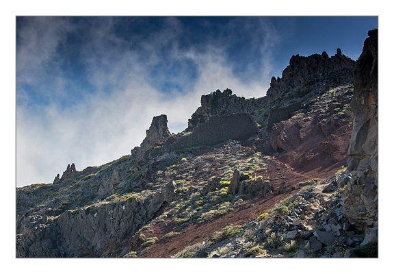 Wandertag am Roque de los Muchachos