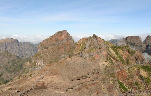 Wanderung am Pico do Arieiro