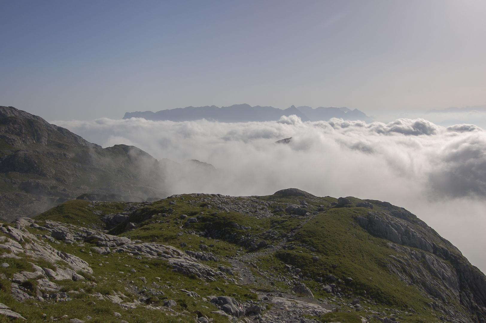 Wanderung auf den Hochkönig (2941 m ü.N.N.)