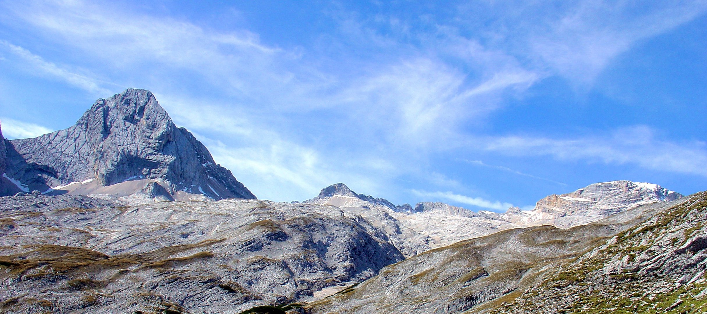 Wanderung auf die Zugspitze