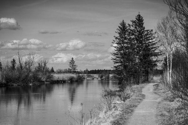 ~Wanderung entlang der Loisach~